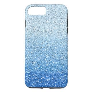 Glittery Blue Ombre Spectrum iPhone 7 Plus Case