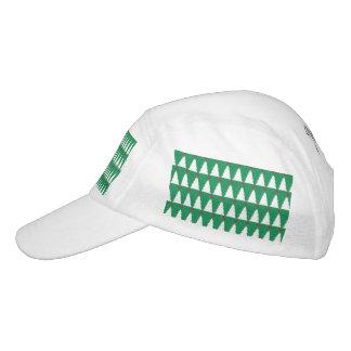 Glittery Christmas Trees Headsweats Hat