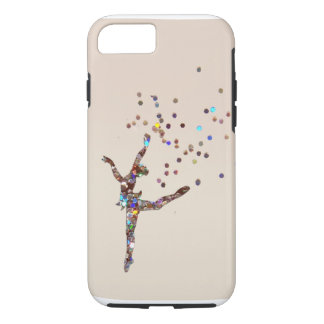 Glittery Dancer iPhone 7 Case