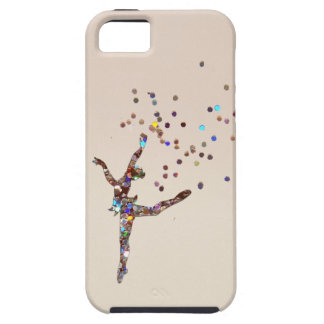 Glittery Dancer iPhone SE/5/5s Case