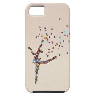 Glittery Dancer iPhone SE/5/5s Case