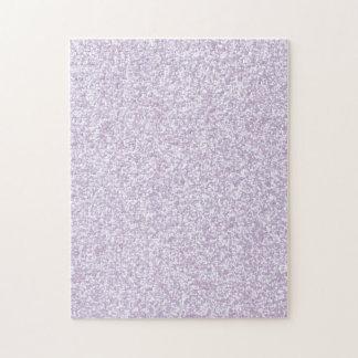 Glittery Lavender Jigsaw Puzzle