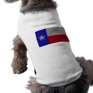 Glittery Texas Flag T-Shirt