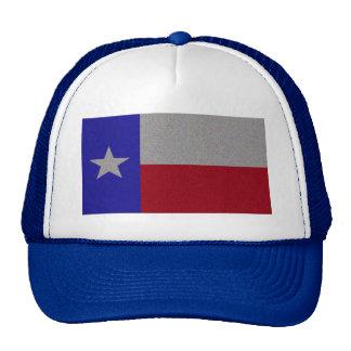Glittery Texas Flag Trucker Hat