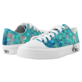 Glitz Glitter Low Tops from Zipz from Fairydust!
