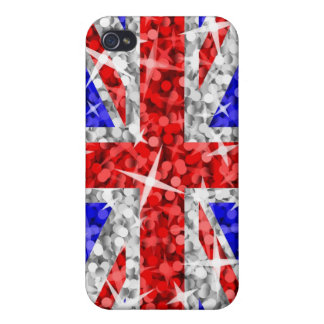 Glitz UK  Cover For iPhone 4