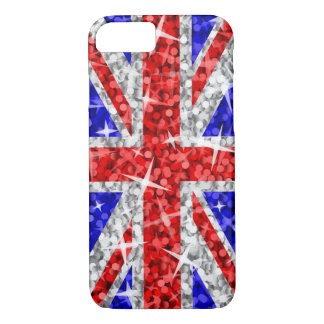 Glitz UK iPhone 7 case barely there case