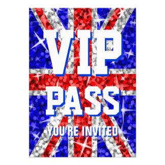 Glitz UK VIP PASS invitation