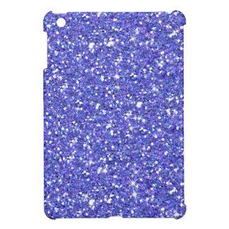 Glitzy Blueberry Glitter Case For The iPad Mini
