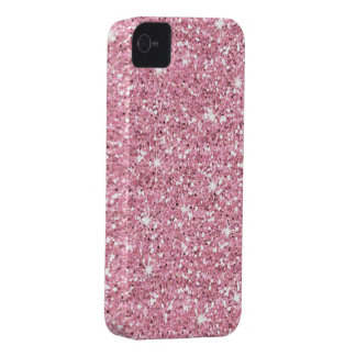 Glitzy Bubblegum Glitter iPhone 4 Covers