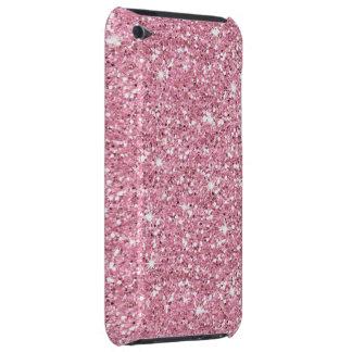 Glitzy Bubblegum Glitter iPod Touch Case