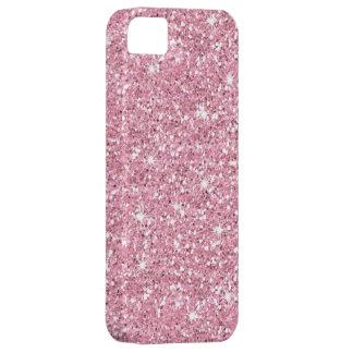 Glitzy Bubblegum Glitter iPhone 5 Cover