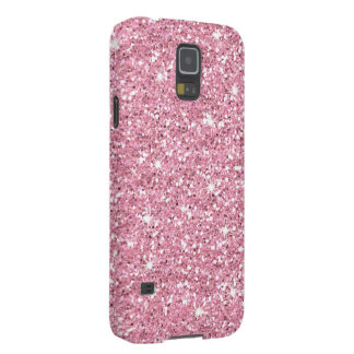 Glitzy Bubblegum Glitter Case For Galaxy S5