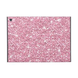 Glitzy Bubblegum Glitter Covers For iPad Mini