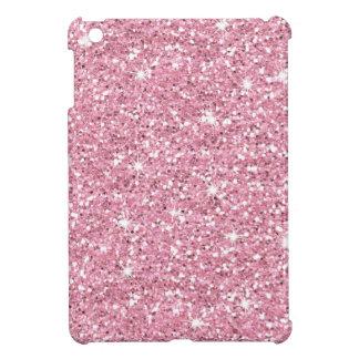 Glitzy Bubblegum Glitter iPad Mini Case