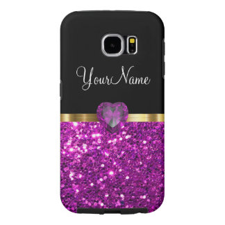 Glitzy Case For Galaxy S6
