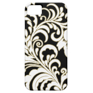 Glitzy Damask iPhone 5 Cases
