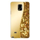 Glitzy Galaxy Note 4 Simulated Glitter Case Galaxy Note 4 Case