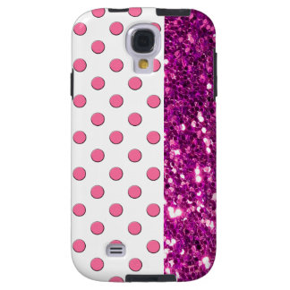 Glitzy Galaxy S4 Glitter Case Galaxy S4 Case