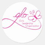 GLO CLub Stickers