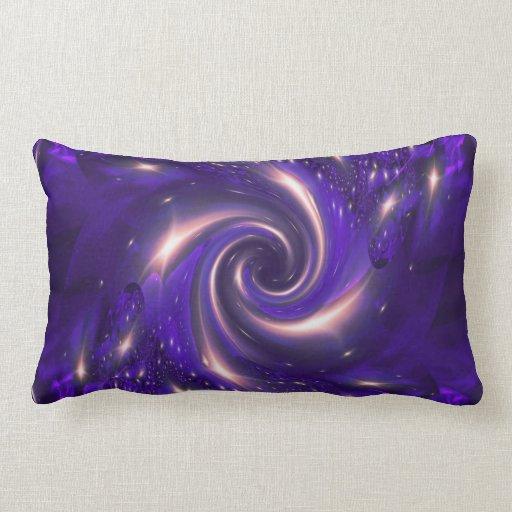 Glo Swirl Pillows Zazzle