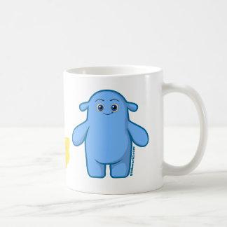 Glob del pato del pato tazas de café