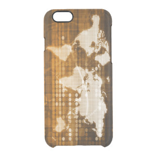 Global Access of Service and Technology Solutions Clear iPhone 6/6S Case