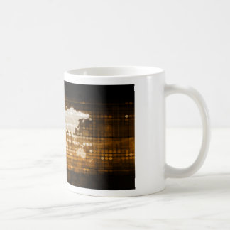 Global Access of Service and Technology Solutions Coffee Mug