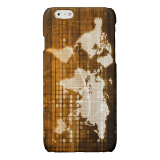 Global Access of Service and Technology Solutions Glossy iPhone 6 Case