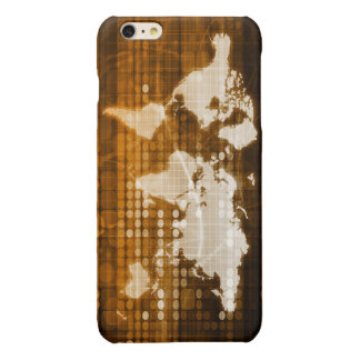 Global Access of Service and Technology Solutions Glossy iPhone 6 Plus Case
