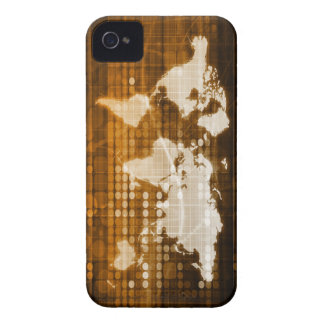 Global Access of Service and Technology Solutions iPhone 4 Cover