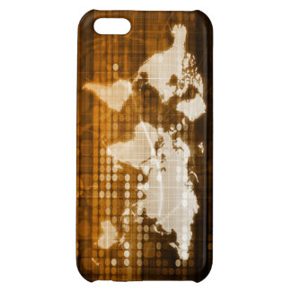 Global Access of Service and Technology Solutions iPhone 5C Case