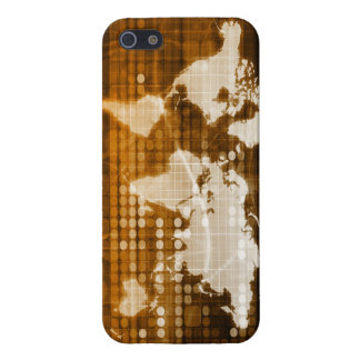 Global Access of Service and Technology Solutions iPhone SE/5/5s Cover