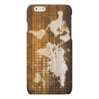 Global Access of Service and Technology Solutions Matte iPhone 6 Case