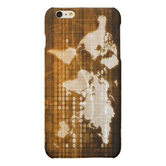 Global Access of Service and Technology Solutions Matte iPhone 6 Plus Case