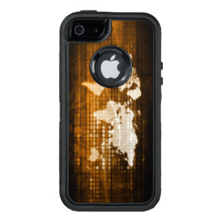 Global Access of Service and Technology Solutions OtterBox Defender iPhone Case