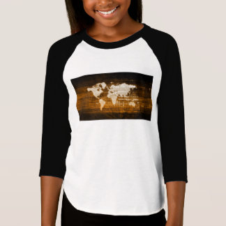 Global Access of Service and Technology Solutions T-Shirt