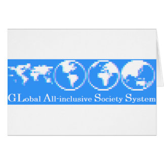 GLobal All-inclusive Society System (GLASS) Card