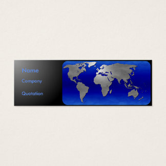 Global Business Card