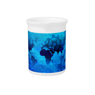 Global Business Network Drink Pitchers