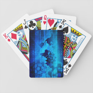 Global Business Network Bicycle Poker Cards