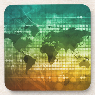 Global Business Strategy and Development Beverage Coaster