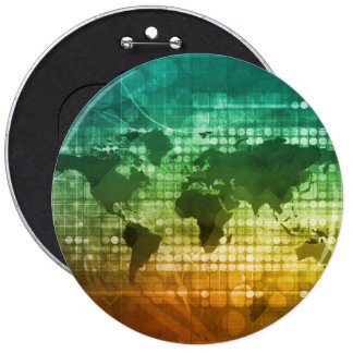 Global Business Strategy and Development Button