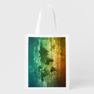 Global Business Strategy and Development Grocery Bag