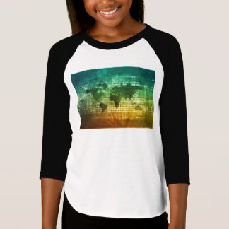 Global Business Strategy and Development T-Shirt