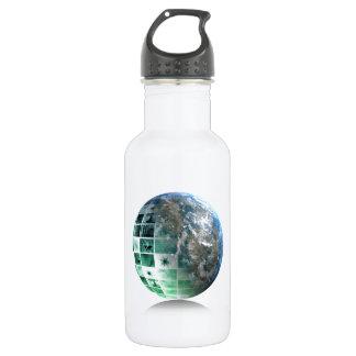 Global Business Technology Water Bottle