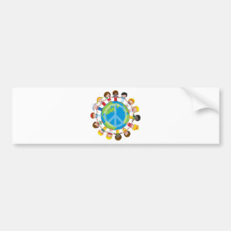 Global Children Bumper Sticker