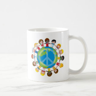 Global Children Coffee Mug