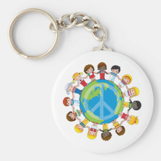 Global Children Keychain