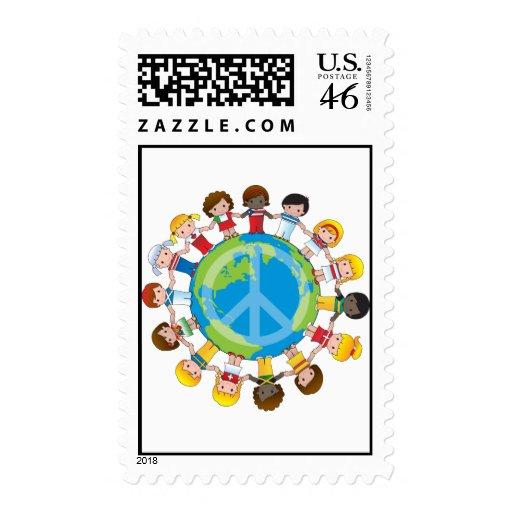 Global Children Stamps